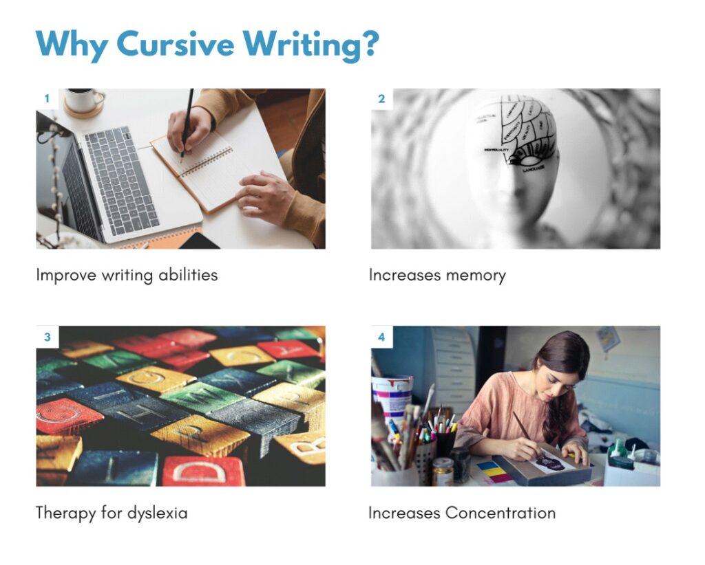 Why Cursive Writing?