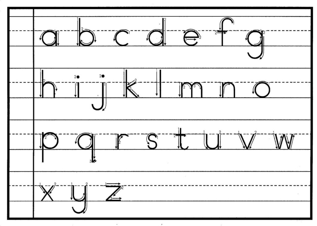 Complex Letters